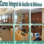 auxiliar de bibliotecas