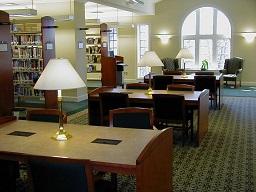 luces biblioteca