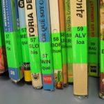 En la base de cualquier biblioteca encontramos una adecuada organización